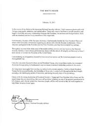 Resign Letter Extraordinary FileMichael Flynn Resignation Letterpdf Wikimedia Commons