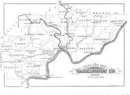 geography Monroe County Ohio Road Map washington county, ohio, in 1881 road map of monroe county ohio