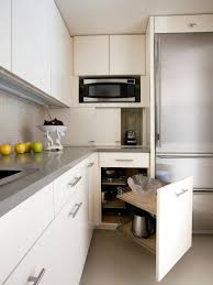 corner kitchen furniture. contemporary kitchen idea in boston with flatpanel cabinets white gray backsplash corner furniture r