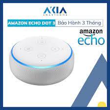 Loa thông minh tích hợp trợ lý ảo Alexa Amazon Echo Dot 3 - Sandstone