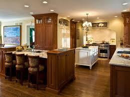 Cherry Wood Kitchen Cabinets Wood Kitchen Cabinets Pictures Options Tips Ideas Hgtv