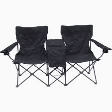 folding camp chair with side table fresh dual camping chairs unique unique double folding camping chair
