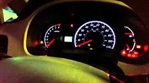 Toyota Maintenance Light Reset Maintenance Light On Toyota Sienna 10 16