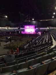 Pechanga Casino Concert Seating Chart Pechanga Arena Section L17b Home Of San Diego Gulls San