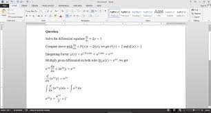 type math equations quickly by umair023