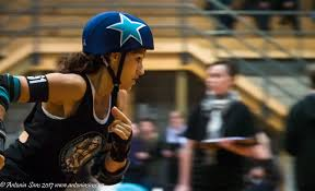 Roller Derby Game Images from New Zealand - Antonia Sims Photography