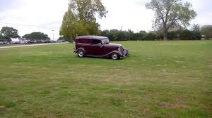 1934 Ford Sedan Delivery - For Sale - YouTube