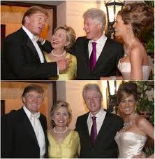 donald melania trump hillary bill clinton president  donald melania trump hillary bill clinton