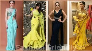 Designer Saree 2019 Modern And Stylish Saree Designs For Girls Designer Sarees 2019 Fashion Friendly