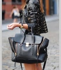 bag black jacket studded jacket leather jacket designer designer purse purse designer bag tote bag studded