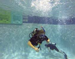 real underwater train. Rimbey High School Scuba Divers Train For Costa Rica Trip Real Underwater