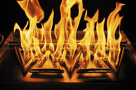 diamond fire glass custom fireplace and fire pit gas burners