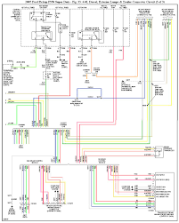 2005 f 350 need a wiring diagram tow