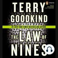 The <b>Law</b> of Nines by <b>Terry Goodkind</b> and Mark Deakins - Listen Online