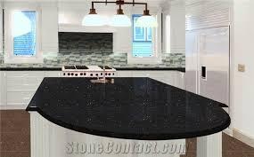 quartz countertops black quartz stone kitchen countertops island tops
