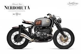 cafe racer from bmw r75 5