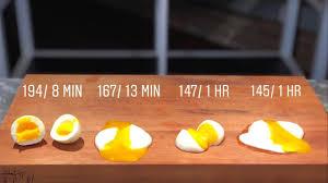 Sous Vide Eggs