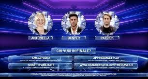 Il televoto per decidere gli ultimi finalisti del Grande Fratello Vip - Grande  Fratello Vip