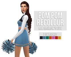 sims 4 cc – All Harlow's Eve