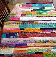 Meet awesome authors (+ 18 free quilt patterns!) - Stitch This ... & ... Free quilt pattern: Scrappy Strips quilt by Cheryl Brown Adamdwight.com