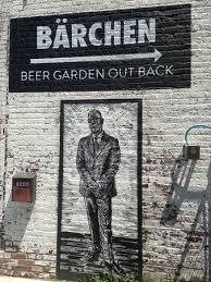 barchen beer garden nice beer garden