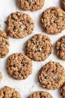amazing whole wheat oatmeal cookies