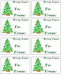 Christmas Gift Labels Templates Word Gift Tag Labels Template Sidered Info