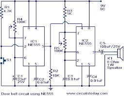 door bell circuit using ne555 electronic circuits and diagram door bell circuit using ne555 jpg