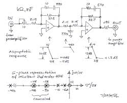 subwoofer equalization the circuit for this is shown below it uses the layout of the wm1 printed circuit board
