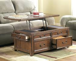 ashley coffee table furniture round