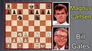 Bill Gates vs Magnus Carlsen🔥🔥 - YouTube