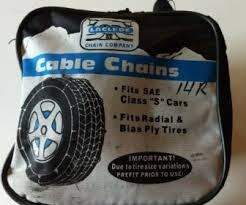 Snow Cable Size Chart Z Cable Tire Chains Size Chart Tag Tire Cable Chains Pipe