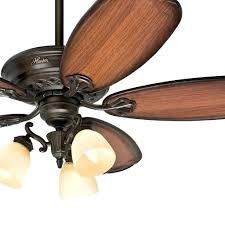 tuscan ceiling fan with remote hunter gold finish lighting and fans