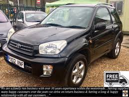 Used Toyota RAV4 NRG 3 doors Cars for Sale | Motors.co.uk