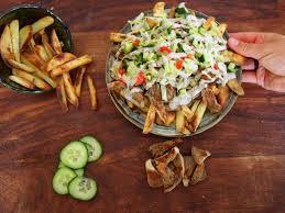 Vegan Kapsalon Puur Suzanne Food Lifestyle