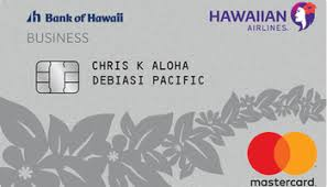 Barclaycard Hawaiian Airlines World Elite Mastercard Bonus 60000