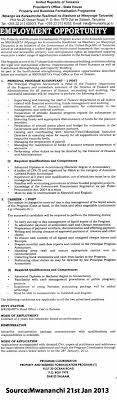 nafasi za kazi emmanuel shilatu breaking news blog job description mechanical technician