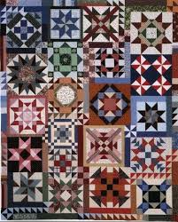 124 best Quilt Blocks designed by Judy Martin images on Pinterest ... & Family History Sampler Quilt, made by Judy from some of the original blocks  in Judy Martin's Ultimate Book of Quilt Block Patterns, Adamdwight.com