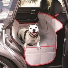 waterproof hammock pet car seat cover grey or black