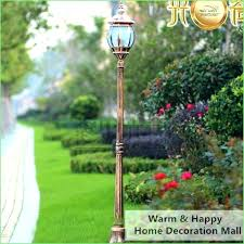 solar yard light yard light post yard light pole lighting outside lamp post lighting solar yard