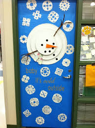 winter door decorating ideas. Image Search Results For Christmas Door Decorating Contest Melted Snowman Winter Ideas Pinterest