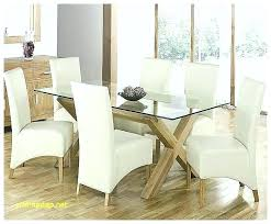 oval glass dining table round glass dining table wood base glass dining table with wood base