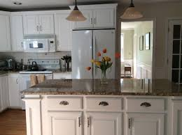 white fridge in kitchen. white fridge in kitchen