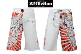 Affliction Womens Size Chart Sunny Tribe Boardshort Affliction Gear Archaic Affliction