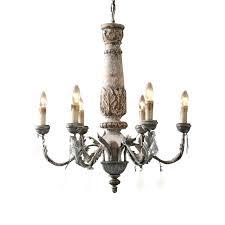 wooden chandelier wooden chandelier 6 lights wooden beaded chandelier australia