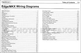 2012 ford edge fuse diagram 2012 wiring diagrams online