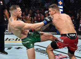 Conor McGregor vs. Dustin Poirier 4 ...
