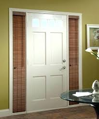 entry doors with blinds front door with blinds in glass marvelous sidelight windows photos decor with