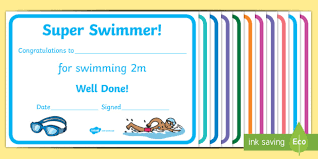 160+ holiday thanksgiving day templates special colors and. Free Swimming Certificate Templates Physical Education For Kids