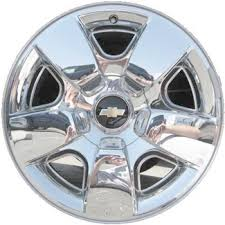 Chevy Silverado Lug Pattern Impressive Chevrolet Silverado 48 Wheels Rims Wheel Rim Stock OEM Replacement